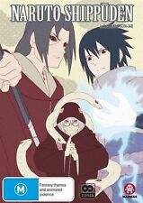 Naruto Shippuden Collection 27 (Eps 336-348) NEW R4 DVD