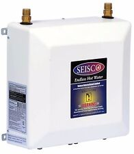 NEW Seisco RA-32 Tankless Electric Water Heater 109211 BTU 32kW Huge Super Sale