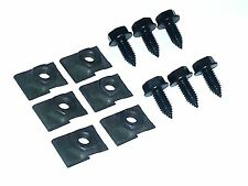 70 71 72 Chevy Chevelle Malibu Inner Fender Wheel Well Bolt J Nut Hardware Kit