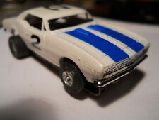 Aurora Thunderjet ** CHEVY CAMARO WILD ONES**  - HO Slot Car -