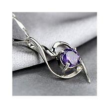 Silberkette Silberschmuck Kette Modeschmuck Halskette mit Anhänger Geschenk neu