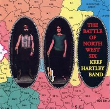 "Keef Hartley Band:  ""The Battle Of North West Six""  (CD Reissue)"