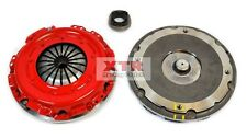 XTR STAGE 1 RACE CLUTCH KIT+FLYWHEEL 95-99 ECLIPSE BASE RS GS TALON ESi 2.0L N/T