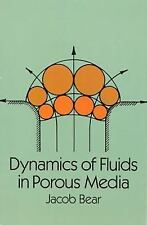 Dynamics of Fluids in Porous Media (Dover Civil and Mechanical Engineering) by