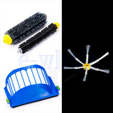 Bristle & Beater Brush + 3X Filter + 2X Brush For Roomba Aerovac 620 630 650 BE