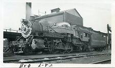5H129 RP 1940s? B&O BALTIMORE & OHIO RAILROAD LOCO #4197 TOLEDO OHIO