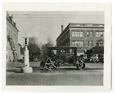 Vintage Machinery - Galion Iron Works Roller - Vintage 8x10 Photograph
