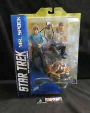 "Mr. Spock Star Trek the original series Diamond select 7"" figure toy"