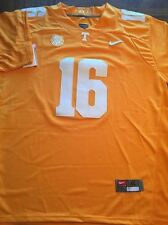 Peyton Manning Tennessee Volunteers XL Mens Vols Jersey New