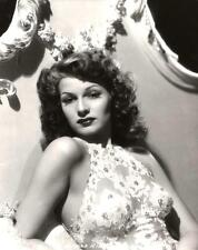 Rita Hayworth A4 Photo 58