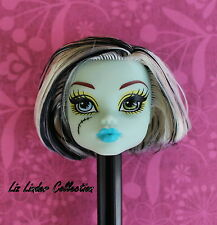 MONSTER HIGH ~ Frankie Stein Skull Shores DOLL HEAD ONLY for Replacement /Custom