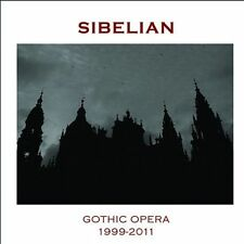 SIBELIAN-GOTHIC OPERA 1999-2011 CD NEW