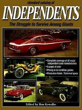 Standard Catalog of Independents by Ron Kowalke (1999, Paperback) Free Shipping!