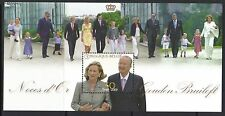 Belgium**KING ALBERT & PAOLA+ROYAL FAMILY-SHEET 2009-MNH-Royalty