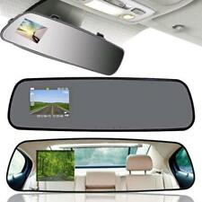 "2.7""HD 1080P Auto Dash Cam Video Recorder Rearview Mirror Car Camera Vehicle DVR"