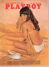 Playboy Magazine July 1969 Rod Steiger Nancy McNeil Barbi Benton Tina Aumont