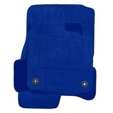 HONDA JAZZ 2011 ONWARDS TAILORED BLUE CAR MATS