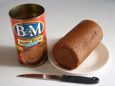 Brown Bread - 3 Cans Of Canned Bread - Use With Your Freeze Dried Survival Food