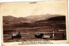 CPA  L'Auvergne - Vol a voile de la Banne d'Ordanche -Remotée d'un...  (220894)