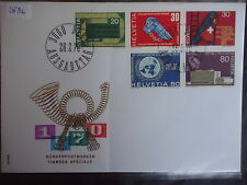 switzerland 1970 publicity issue FDC