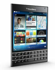 BlackBerry Passport 32GB Black (GSM Unlocked) T-Mobile AT&T Smartphone