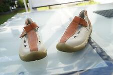 NATURINO Kinder Mädchen Sommer Schuhe Sandalen Leder Einlagen bequem Gr.37  #28