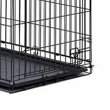 XXL Dog Crates Large Kennels Midwest Life Stages Replacement Pan 42in