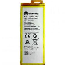 ORIGINAL HUAWEI HB3748B8EBC AKKU ACCU BATTERY --- Ascend G7 --- NEU