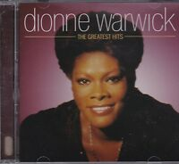 DIONNE WARWICK - THE GREATEST HITS - CD - NEW -