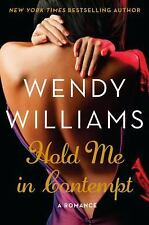 Hold Me in Contempt By NY Times Bestselling Author Wendy Williams Free Shipping