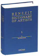 Benezit Dictionary of Artists 14 Vol. complete, English, Benezit Künstlerlexikon