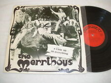 THE MERRIBOYS A Little Bit of Everything LP 1975 VG+/VG+ RARE Made in Barbados