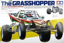 Tamiya 1:10 The Grasshopper 2005 ESC EP RC Car Buggy Off Road New Free Shipping