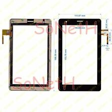 "Vetro Touch screen Digitizer 7,0"" Archos 70 Xenon Nero"