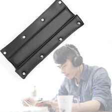 Leatherette Material Detachable Headband Cushion Pad  Fits Most Headset Models