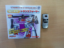 transformers Takara World's Smallest WST Bluestreak / Silverstreak chase boxed