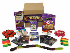 HARRY POTTER BERTIE BOTT'S WIZARDRY GIFT BOX  MOVIE CARDS FROG + SLUGS + BEANS