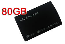 "New 2.5"" 80GB USB 2.0 Portable External Genuine Mobile Hard Disk Drive"