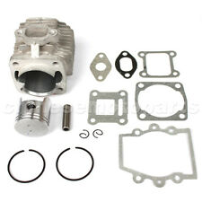 44MM BIG BORE TOP END KIT FOR ATV POCKET BIKE 49CC 2 STROKE