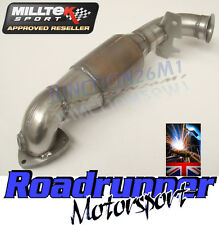 SSXM015 Milltek Mini R56 Cooper S Exhaust Largebore Downpipe Sports Cat 200 Cell