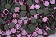 Swarovski   Hotfix 2012  Rose Rhinestones 1440 pieces  10ss