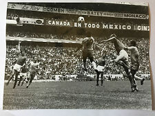 photo press football  Coupe Monde Italie-Brazil 1970  finale        73