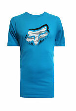 NEW FOX RIDERS RACING MOTO X MENS GUYS GRAPHIC CREW T SHIRT TEE TOP BLOUSE SZ M