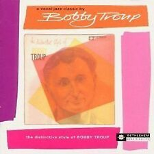 Bobby Troup The Distinctive Style Of CD NEW SEALED Jazz The Lady Is A Tramp+