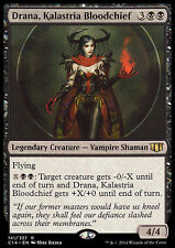 DRANA KALASTRIA BLOODCHIEF NM mtg Commander 2014 Black - Vampire Shaman Rare