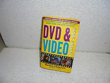 DVD & Video 2005 Guide Paperback Book ( Over 18,000 Movies )