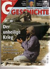 G Geschichte mit Pfiff 2/02  Der unheilige Krieg