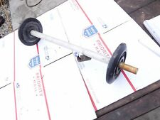1980 SKIDOO BLIZZARD 5500 snowmobile parts:rear susp INDEPENDENT IDLER ASSEMBLY