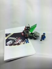 Vintage LEGO Space 1580 - Complete With Printed Instructions - Pls Read Note