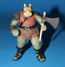 STAR WARS POTF-2 ROTJ GAMORREAN GUARD JABBA'S PALACE LOOSE